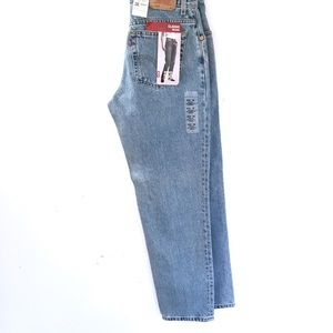 NWT Levi's 550 women's relaxed fit jeans